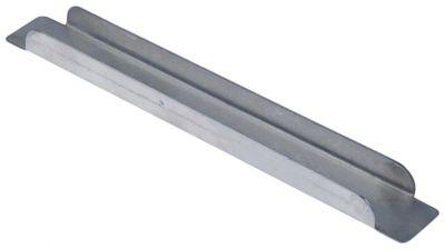 γέφυρα για ψυγείο σαλατών θέση στερ. εσωτερικό Μ 182mm W 23mm H 12,5mm αλουμίνιο