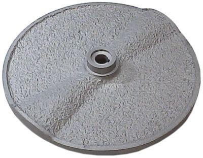 δίσκος ξεφλουδίσματος ø 310mm για συσκευή αποφλοίωσης πατατών