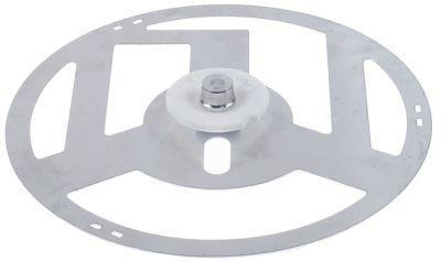 σύνδεσμος H 40mm ø 200mm θέση στερ. κατώτερο για μικροκύματα για συσκευή GMW1030