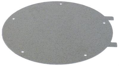 σπρέι προστασίας ø 230mm για μικροκύματα πάχος 1mm για συσκευή GMW1030  κατάλληλο για GALANZ