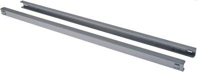 ζεύγος αξόνων ρύθμισης σχήματος U Μ 581mm W 20mm H 14mm θέση στερ. αριστερά/δεξιά