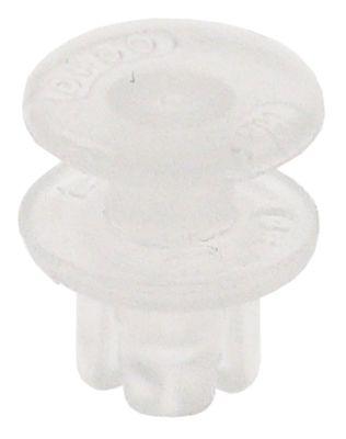 κλιπ στερέωσης ø 8mm κατάλληλο για μικροκύματα