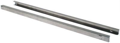 ζεύγος αξόνων ρύθμισης σχήματος U Μ 639mm W 22mm H 18mm