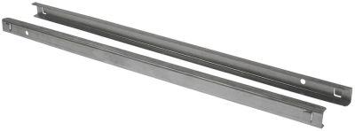 ζεύγος αξόνων ρύθμισης Μ 662mm W 15mm H 24mm θέση στερ. αριστερά/δεξιά