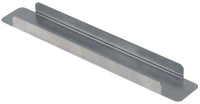 γέφυρα σετ 2 τεμαχίων για ψυγείο σαλατών W 25mm D 184mm H 11mm