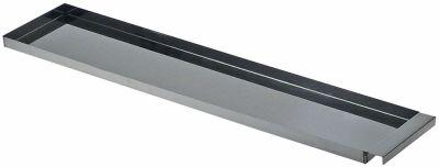 δίσκος συλλογής λίπους  - Μ 750mm W 157mm H 22mm