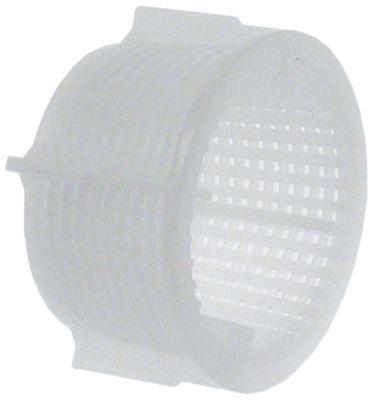 φίλτρο H 14mm ø 19.5mm πλαστικό