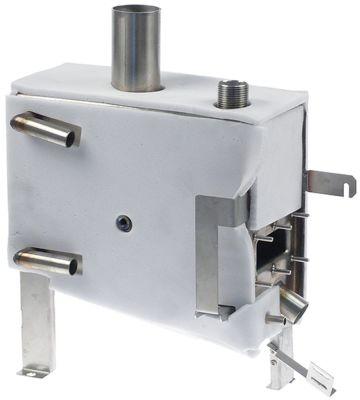 γεννήτρια ατμού Μ 300mm W 120mm H 420mm