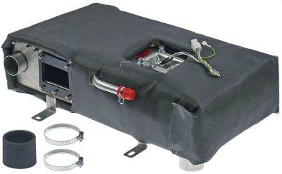 γεννήτρια ατμού με μόνωση Μ 460mm W 240mm H 150mm