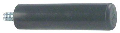 κυλινδρική λαβή σπείρωμα M10  ø 27mm Μ 101mm