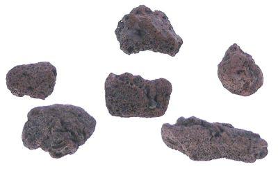 πέτρες λάβας  - μέγεθος ca.20mm  Ποσ. 1,5kg