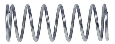 ελατήριο πίεσης ø 8.6mm Μ 23mm ø διατομής σύρματος 0.7mm