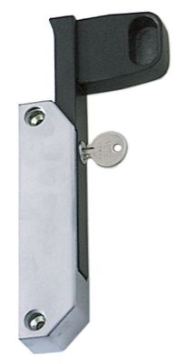 κλειδαριά συρταριού Μ 137mm απόσταση στερέωσης 118mm με δυνατότητα κλειδώματος