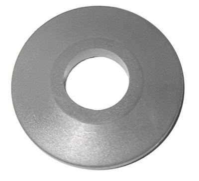 αφαιρούμενος τροχός ΕΞ. ø 95mm ø αναγν. 30mm PVC