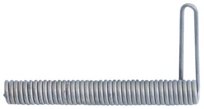 ελατήριο στρέψης ø 20mm Μ2 80mm ø διατομής σύρματος 3,5mm Μ1 150mm Μ3mm