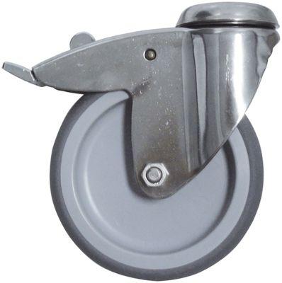 ρόδα με πέδη στροφέα ø 125mm οπή μπουλονιού ø οπής μπουλονιού 11mm