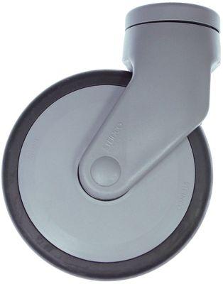 ρόδα ø 125mm οπή μπουλονιού ø οπής μπουλονιού 10.5mm περίβλημα πλαστικό