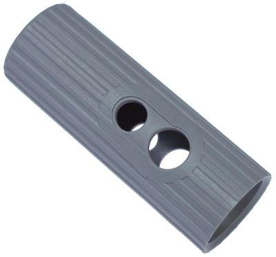 υποδοχή κατάλληλο για στρογγυλοί σωλήνες ΕΞ. ø 22.6mm ø αναγν. 18.5mm Μ 62mm πολυαμίδιο