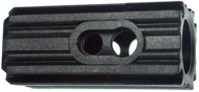 υποδοχή κατάλληλο για τετράγωνοι σωλήνες εξωτερικό μέγεθος 27,1x27,1 mm ø αναγν. 18mm