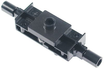 κλείστρο πόρτας άνοιγμα στα δεξιά ø εισαγωγής άξονα 8x8 mm Μ 170mm W 40mm H 40mm