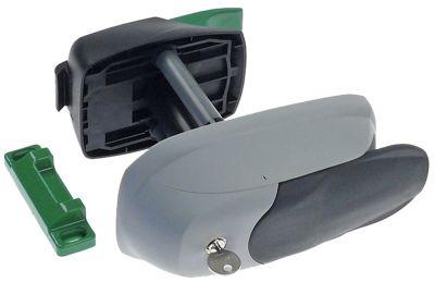 κλείστρο ψυκτικού θαλάμου πάχος πόρτας 116-165 mm με δυνατότητα κλειδώματος τύπος 431 Μ 233mm