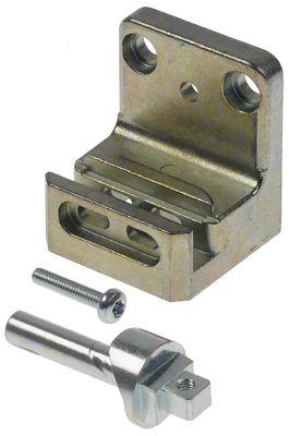 μπλοκ ρουλεμάν Μ 42mm W 38mm H 48mm απόσταση στερέωσης 28mm μπουλόνι 51mm