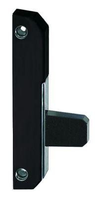 κλειδαριά συρταριού Μ 185mm απόσταση στερέωσης 150mm πλαστικό/μέταλλο