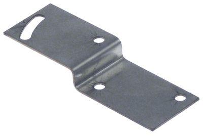 μπλοκ ρουλεμάν Μ 67mm W 22mm H 8.5mm θέση στερ. κάτω δεξιά πάχος 1mm