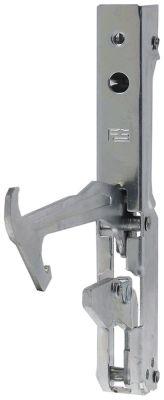 μεντεσές φούρνου απόσταση στερέωσης 142mm μήκος μοχλού 118mm απόσταση εντομής 10mm