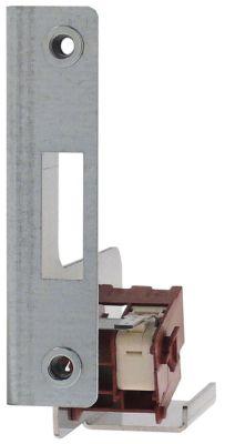 στήριγμα απόσταση στερέωσης 75mm Μ 138mm θέση στερ. δεξιά W 23mm με μικροδιακόπτη H 115mm