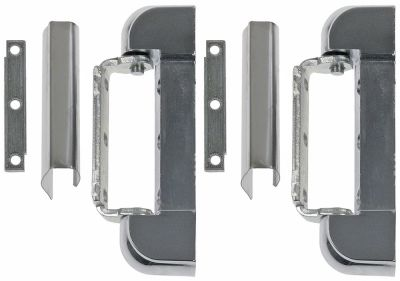 hinge L 146mm W 29mm mounting distance 30mm hinging left/right 1 3/8
