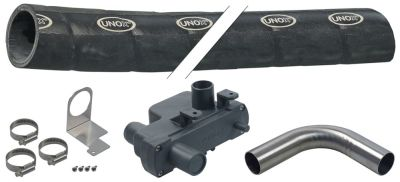 drain system assortment end piece A ext. ø 38mm end piece A int. ø 30mm L 2520mm combi-steamer