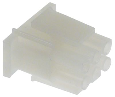 plug connector 6-pole