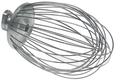 wire whisk model HPM1020 shaft intake ø 28mm ø 200mm H 320mm for HPM1020