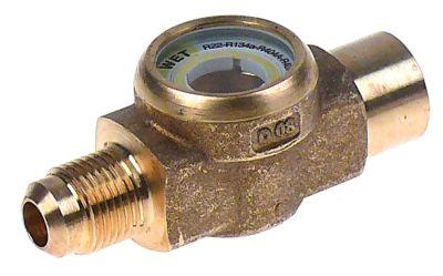 δείκτης υγρασίας CASTEL  τύπος 3950/33  με ενδεικτικό σύνδεσμος 5/8