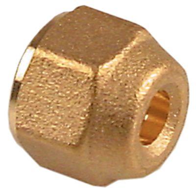 παξιμάδι τύπος 7030/6M14  μέγεθος 3/4