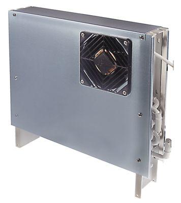 εξατμιστής Μ 390mm W 75mm H 300mm πλήρες με ανεμιστήρα
