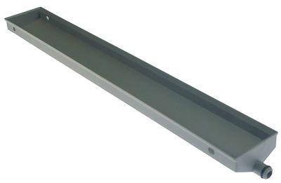 δίσκος εξάτμισης Μ 520mm W 68mm H 28mm