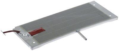 δίσκος εξάτμισης θερμαινόμενο Μ 475mm W 197mm H 11mm 230V 150W