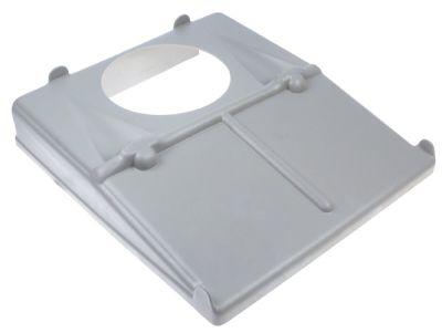 δίσκος εξάτμισης H 100mm Μ 476mm W 427mm