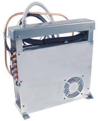 εξατμιστής Μ 420mm W 395mm H 90mm