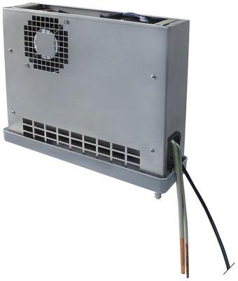 εξατμιστής Μ 390mm W 100mm H 330mm