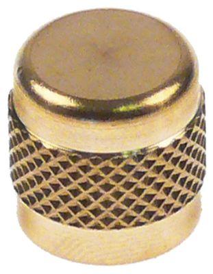 καπάκι βιδωτό CASTEL  8392/A  μέγεθος 1/4
