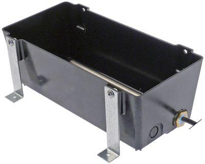 δίσκος συμπύκνωσης θερμαινόμενο Μ 300mm W 155mm H 105mm 230V 300W χωρίς ηλεκτρόδιο στάθμης