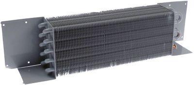 εξατμιστής Μ 385mm W 130mm D 90mm H 90mm συνολικό μήκος 540mm συνολικό πλάτος 130mm