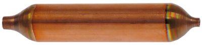 στεγνωτήριο μέγεθος 25g  ø 24mm Μ 123mm σύνδεσμος 3/6,5mm τύπος XH9 Ποσ. 1 τεμ.