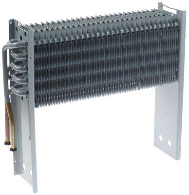 εξατμιστής Μ 380mm W 85mm H 150mm συνολικό μήκος 395mm συνολικό πλάτος 95mm