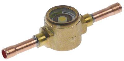 γυαλάκι DANFOSS  τύπος SGN 6S  με ενδεικτικό σύνδεσμος ODS 6mm  Μ 105mm -50 έως +80°C