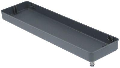 δοχείο συλλογής για εξατμιστή Μ 415mm W 110mm H 40mm