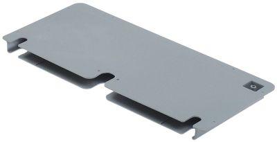 δίσκος εξάτμισης πίσω Μ 527mm W 238mm για ψυγείο για GFR2700/GRE2700